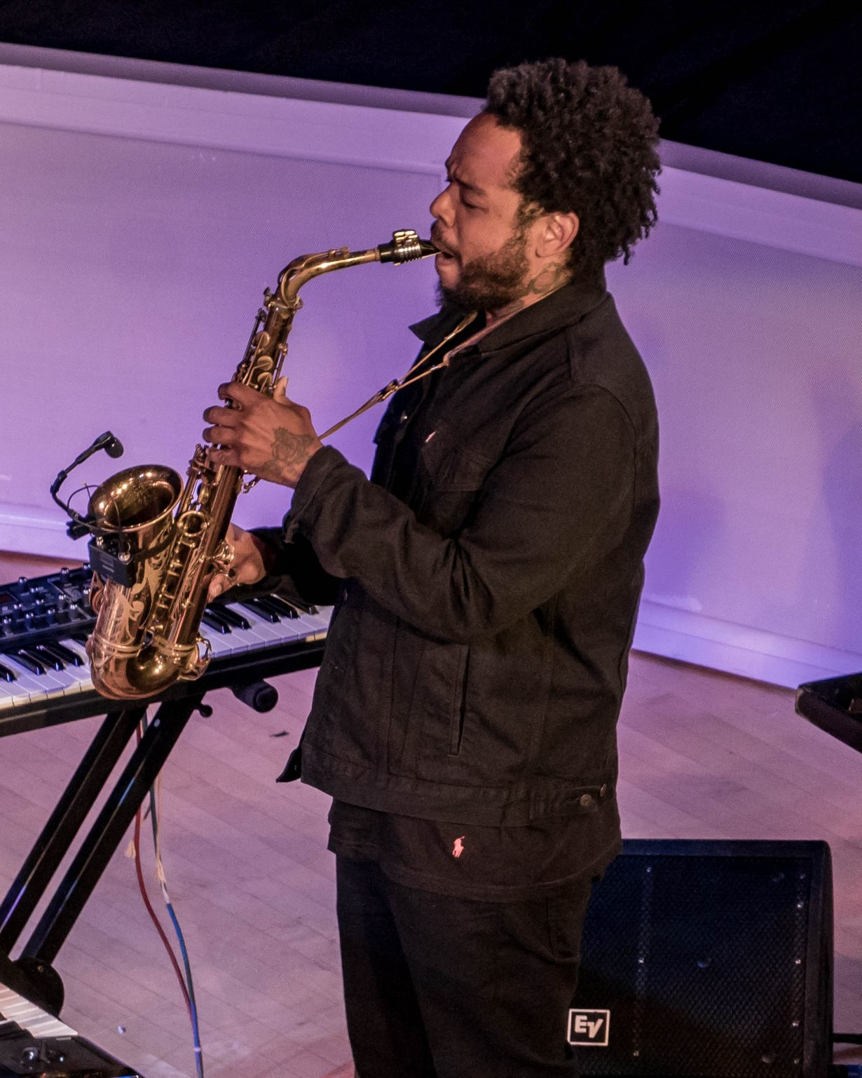 Terrace Martin. Herbie Hancock. Chicago Symphony Center 2017 Chicago Il. Photo by Kevin Baker 1230x1537 Photos: Chicago Music Photo Gallery of 2017 Take a Look Through Our Lens