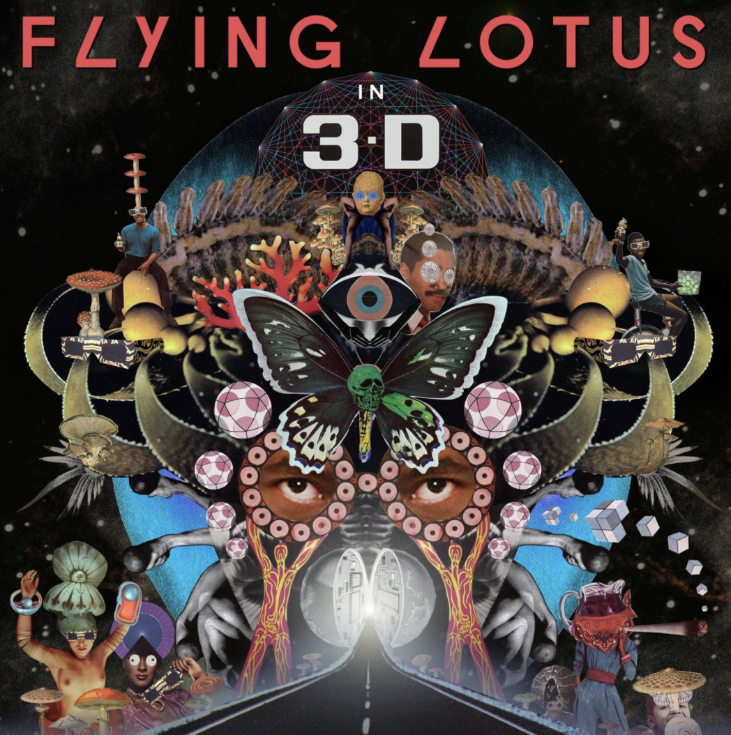 flying lotus 3d tour Flying Lotus in 3D Concert Tickets at The Riviera Theatre