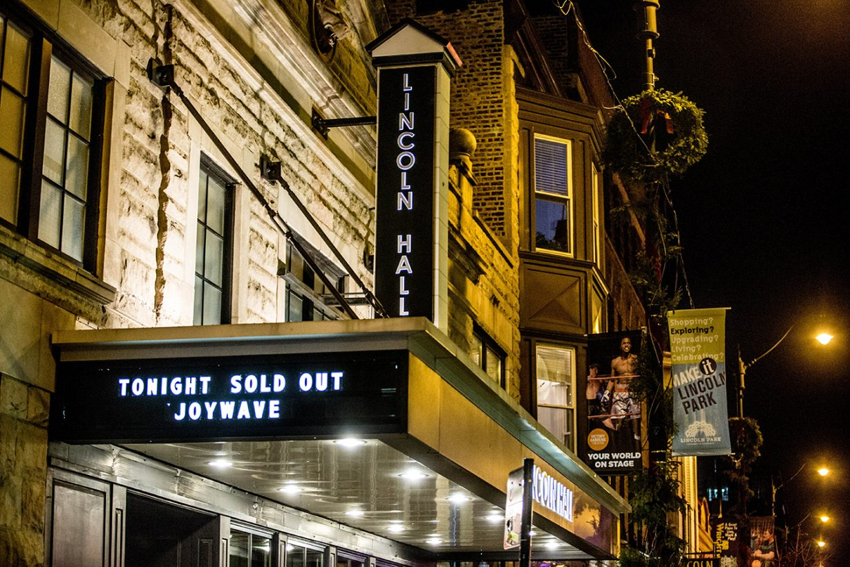 4I0A7681 1230x820 Joywave headlines Lincoln Hall with a stellar performance