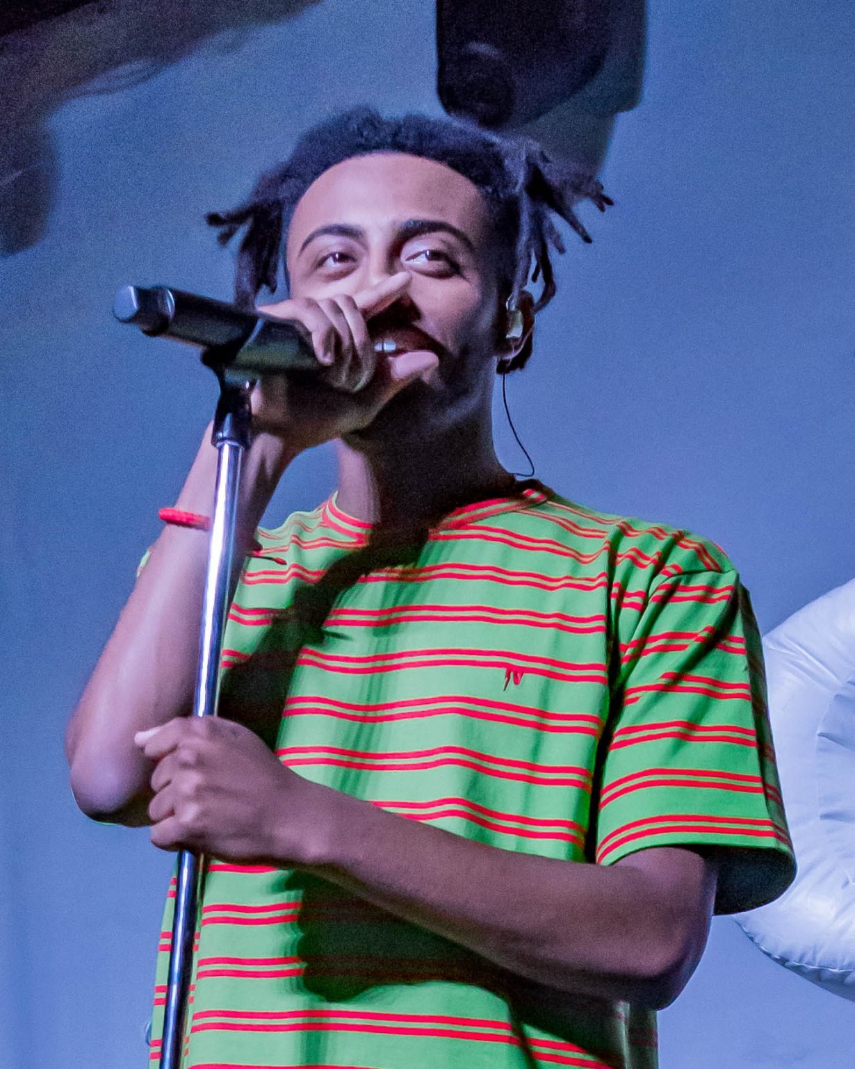 Amine. Red Bull Sound Select 2017 Chicago Il. Photo by Kevin Baker 13 1230x1538 Photos: Chicago Music Photo Gallery of 2017 Take a Look Through Our Lens