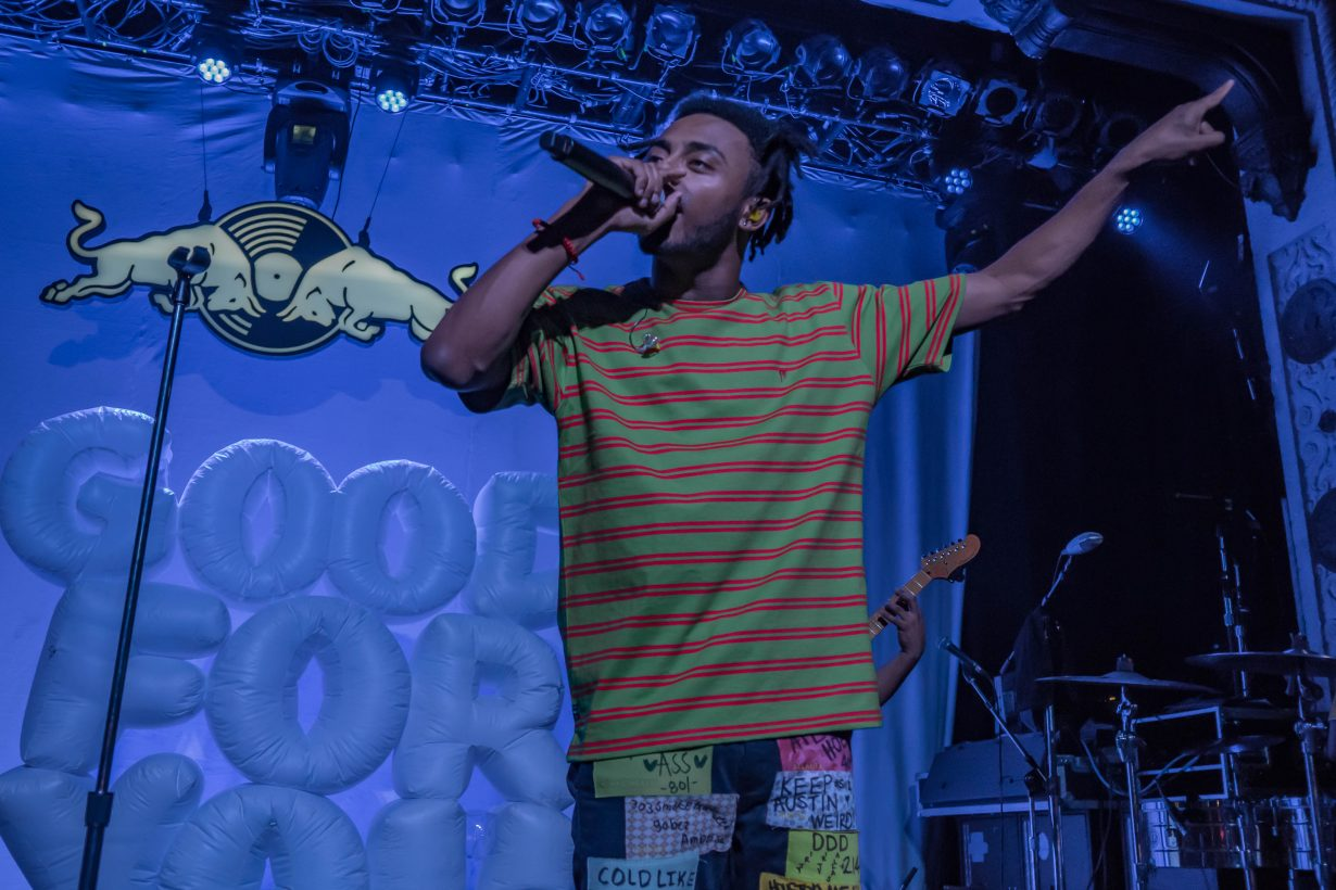 Amine. Red Bull Sound Select 2017 Chicago Il. Photo by Kevin Baker 25 1230x820 Aminé and Pell Bring Colorful Confidence to the Metro with Red Bull Sound Select 30 Days in Chicago