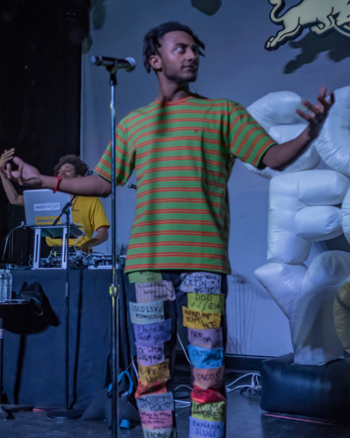Amine. Red Bull Sound Select 2017 Chicago Il. Photo by Kevin Baker 3 1230x1537 Aminé and Pell Bring Colorful Confidence to the Metro with Red Bull Sound Select 30 Days in Chicago