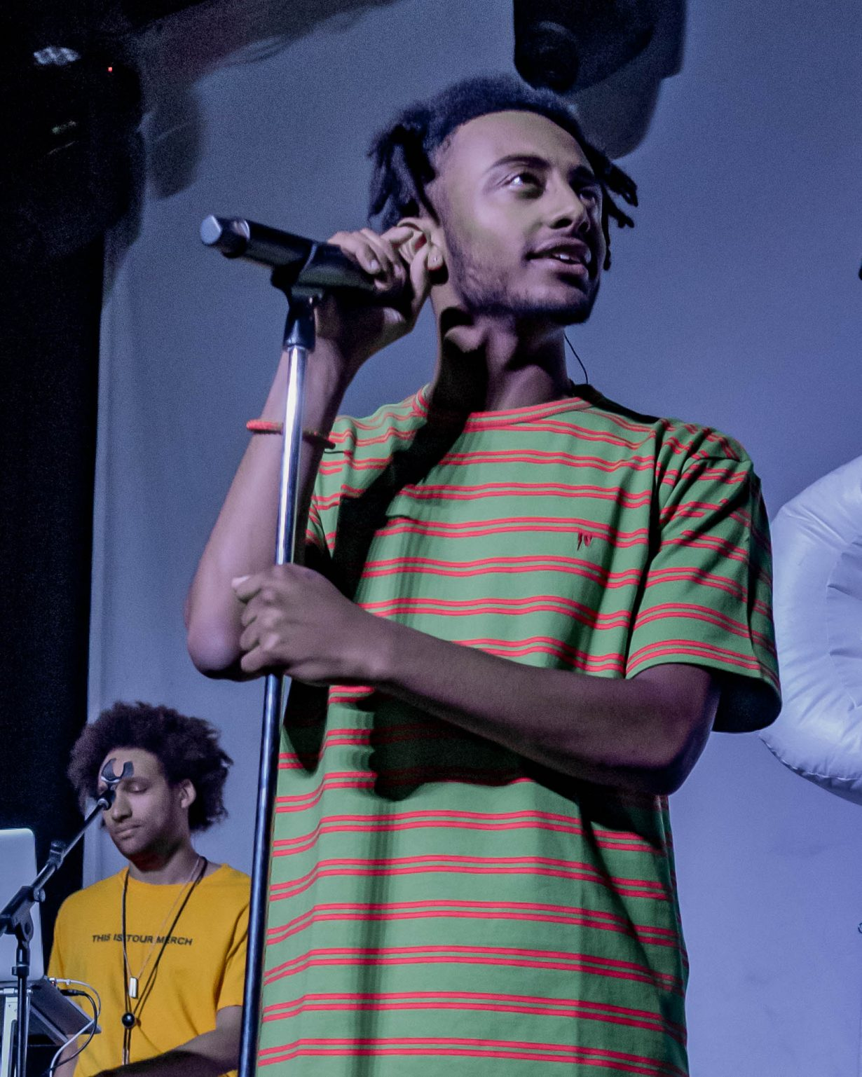 Amine. Red Bull Sound Select 2017 Chicago Il. Photo by Kevin Baker 6 1230x1537 Aminé and Pell Bring Colorful Confidence to the Metro with Red Bull Sound Select 30 Days in Chicago