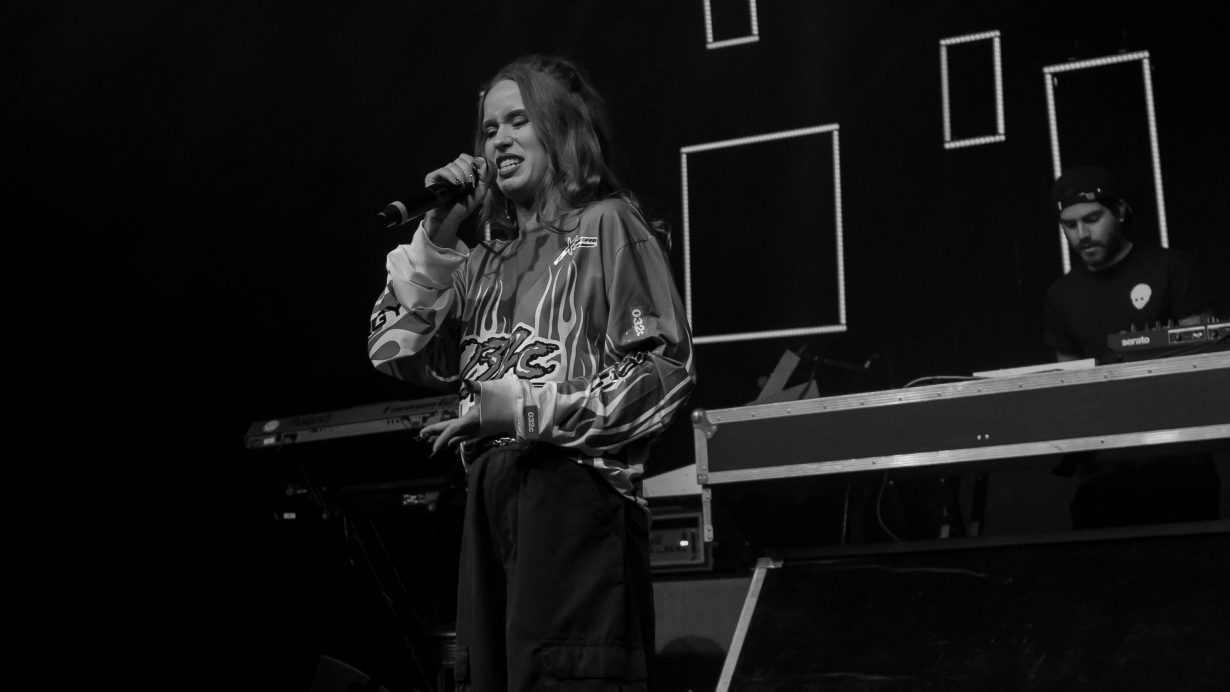 Blaise Moore. Red Bull Sound Select 2017 Chicago Il. Photo by Kevin Baker 2 1230x692 Photos: Kehlani, Kodie Shane and Blaise Moore 30 Days in Chicago