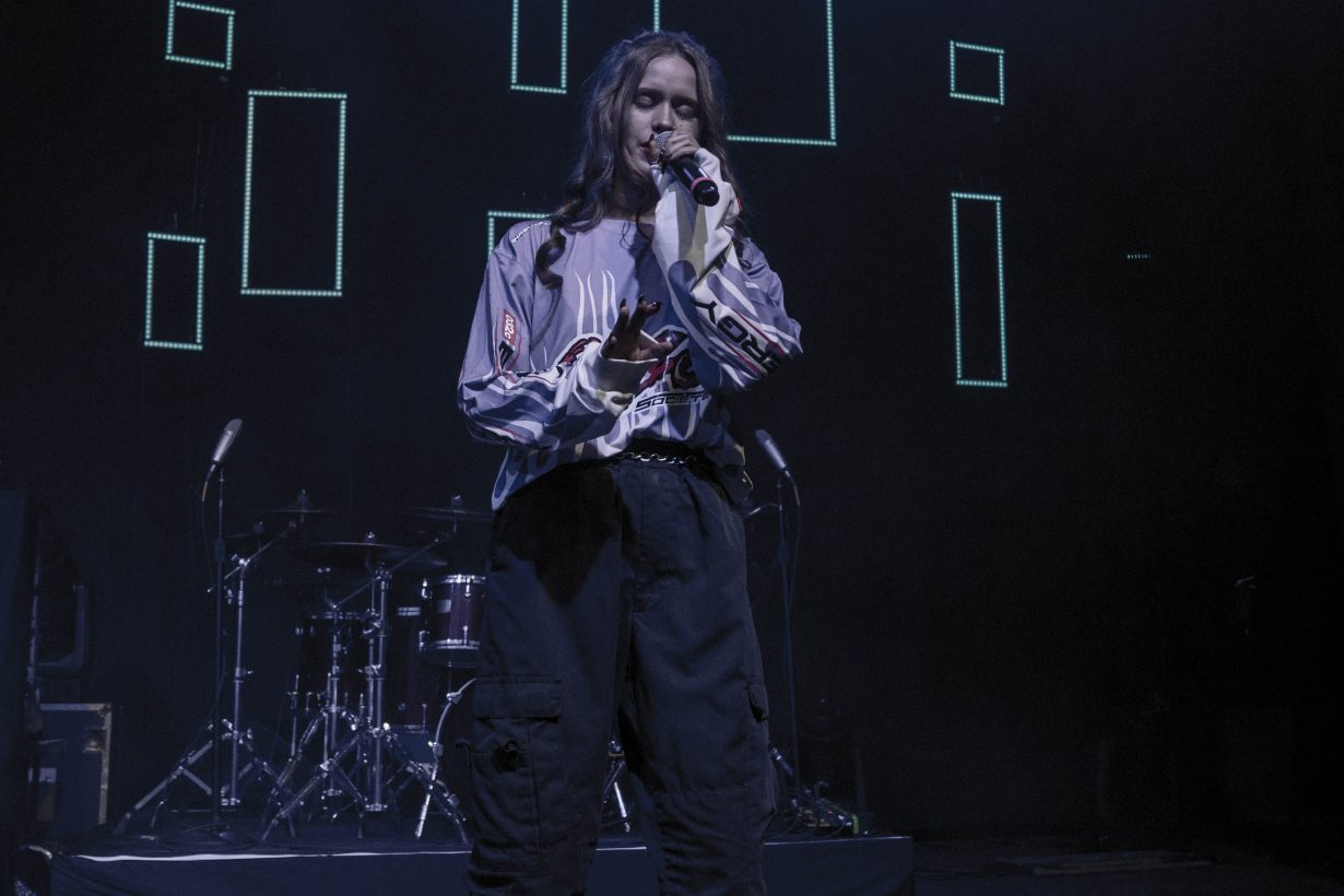 Blaise Moore. Red Bull Sound Select 2017 Chicago Il. Photo by Kevin Baker 8 1230x820 Photos: Kehlani, Kodie Shane and Blaise Moore 30 Days in Chicago