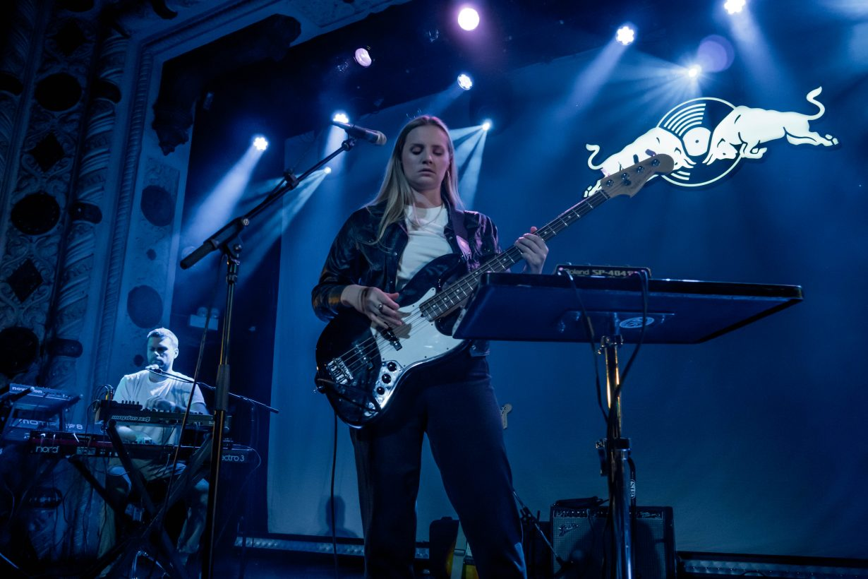 Charlotte Day Wilson. Red Bull Sound Select 2017 Chicago Il. Photo by Kevin Baker 12 1230x820 Syd Brings Understated Sexiness to the Metro with Red Bull 30 Days in Chicago