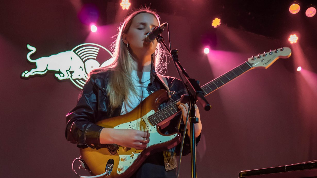 Charlotte Day Wilson. Red Bull Sound Select 2017 Chicago Il. Photo by Kevin Baker 14 1230x692 Syd Brings Understated Sexiness to the Metro with Red Bull 30 Days in Chicago