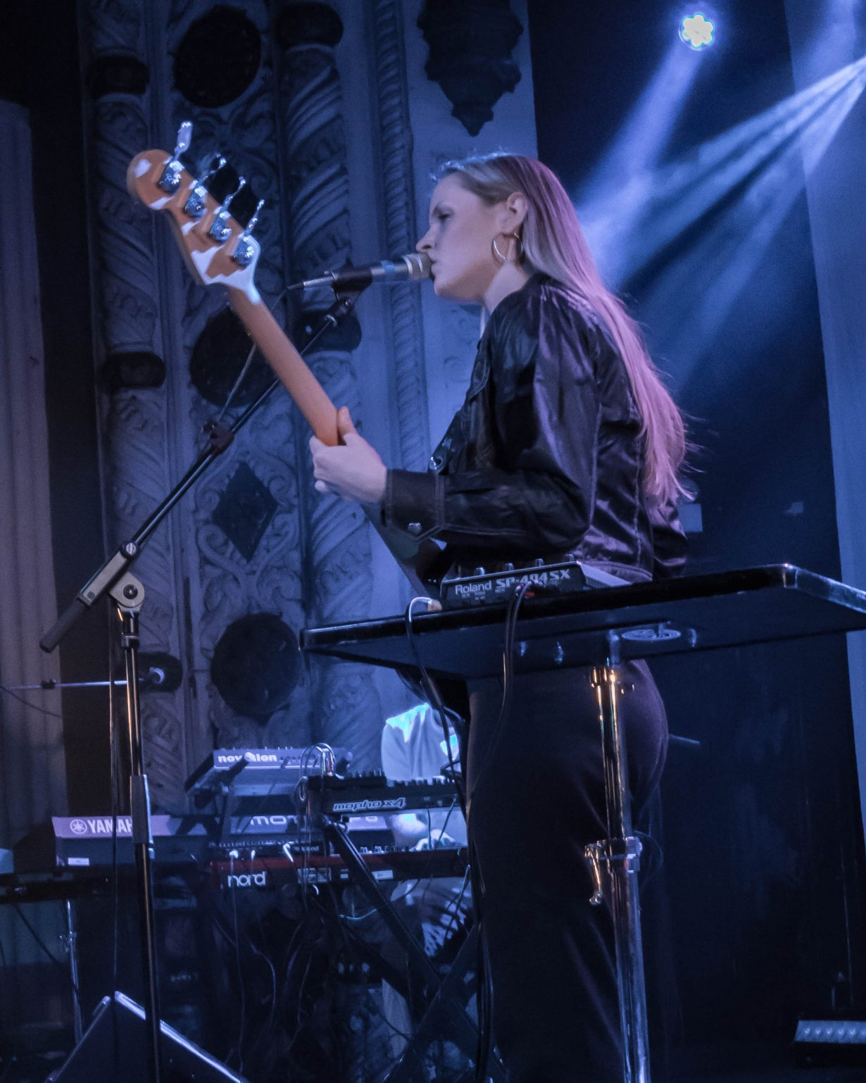 Charlotte Day Wilson. Red Bull Sound Select 2017 Chicago Il. Photo by Kevin Baker 3 1230x1538 Syd Brings Understated Sexiness to the Metro with Red Bull 30 Days in Chicago