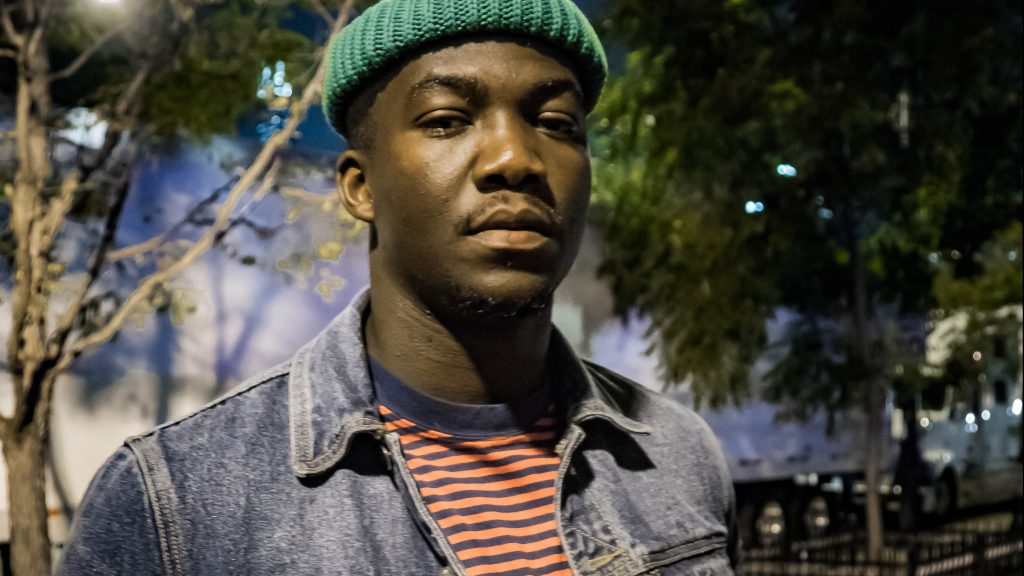 Jacob Banks. Chicago, Il. Photo by Kevin Baker ImKevinBaker
