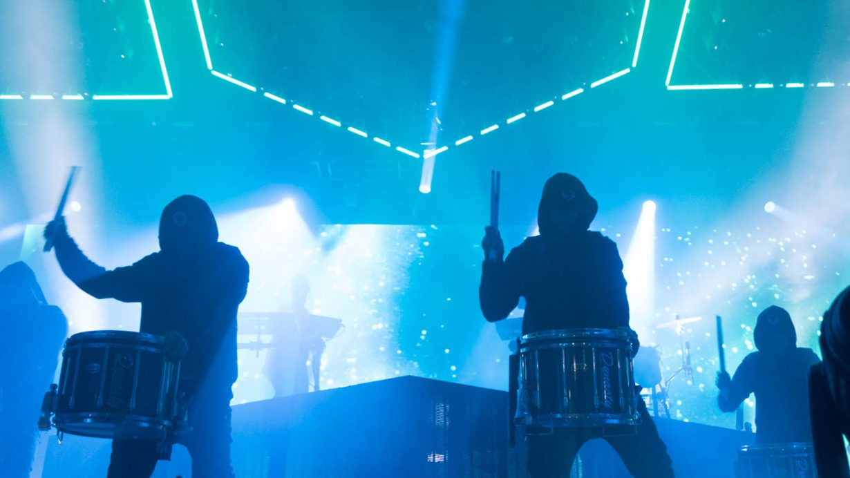 DSC04286 96 1230x692 ODESZA, Sofi Tukker, and Louis Futon Bring an Unforgettable Spectacle to UIC Pavilion
