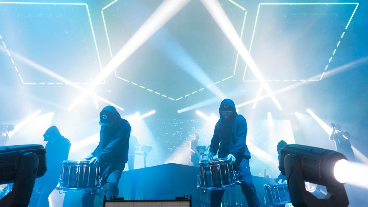 DSC04300 98 1230x692 ODESZA, Sofi Tukker, and Louis Futon Bring an Unforgettable Spectacle to UIC Pavilion