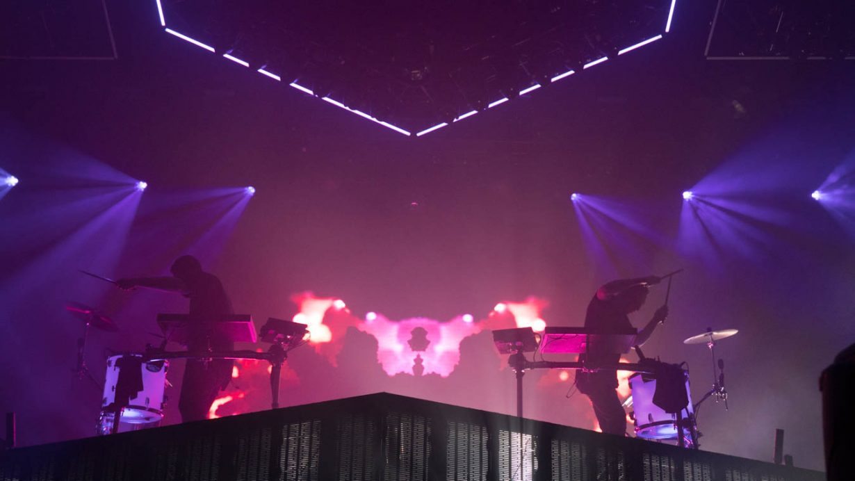 DSC04464 112 1230x692 ODESZA, Sofi Tukker, and Louis Futon Bring an Unforgettable Spectacle to UIC Pavilion
