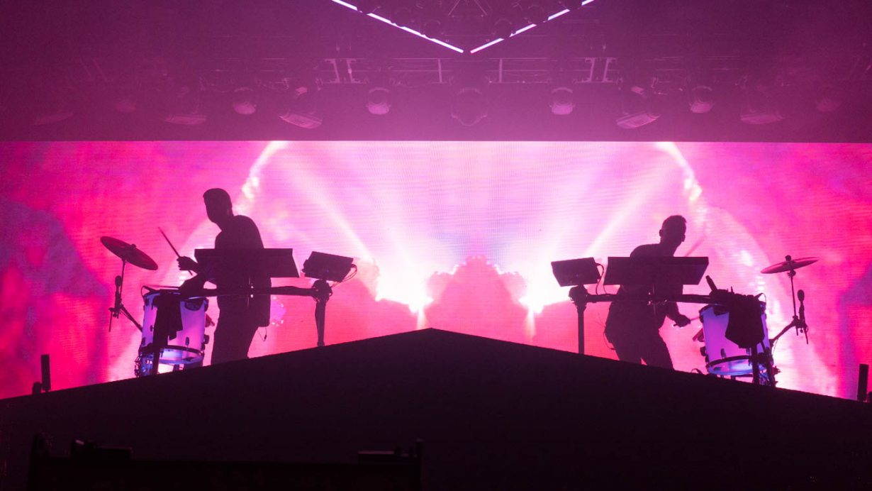 DSC04492 113 1230x692 ODESZA, Sofi Tukker, and Louis Futon Bring an Unforgettable Spectacle to UIC Pavilion
