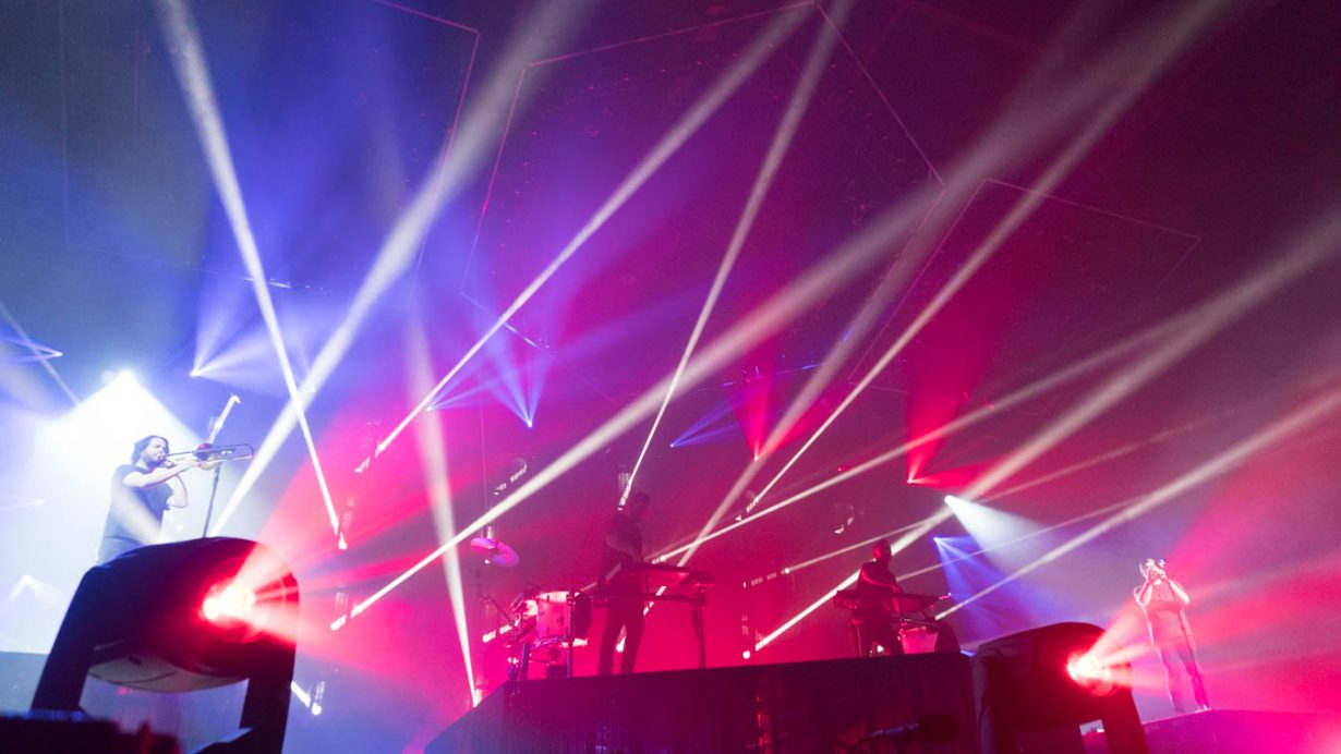 DSC04651 122 1230x692 ODESZA, Sofi Tukker, and Louis Futon Bring an Unforgettable Spectacle to UIC Pavilion