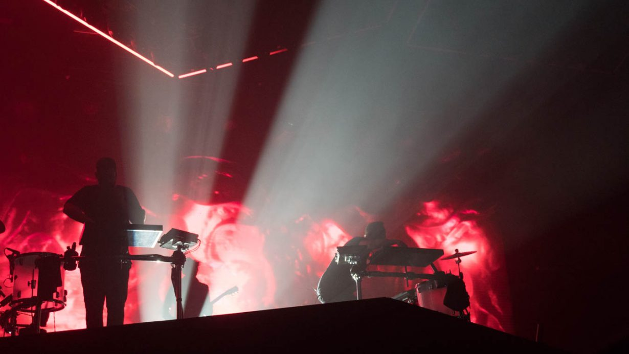 DSC04672 125 1230x692 ODESZA, Sofi Tukker, and Louis Futon Bring an Unforgettable Spectacle to UIC Pavilion