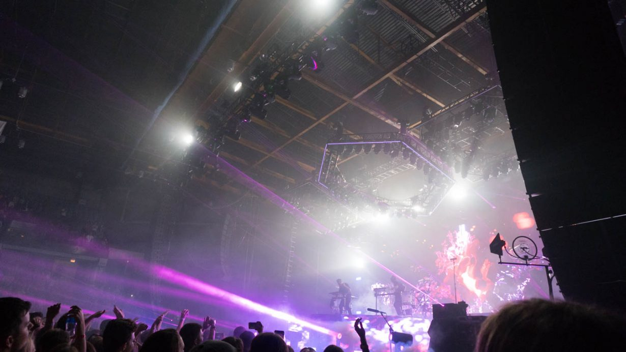 DSC04804 129 1230x692 ODESZA, Sofi Tukker, and Louis Futon Bring an Unforgettable Spectacle to UIC Pavilion