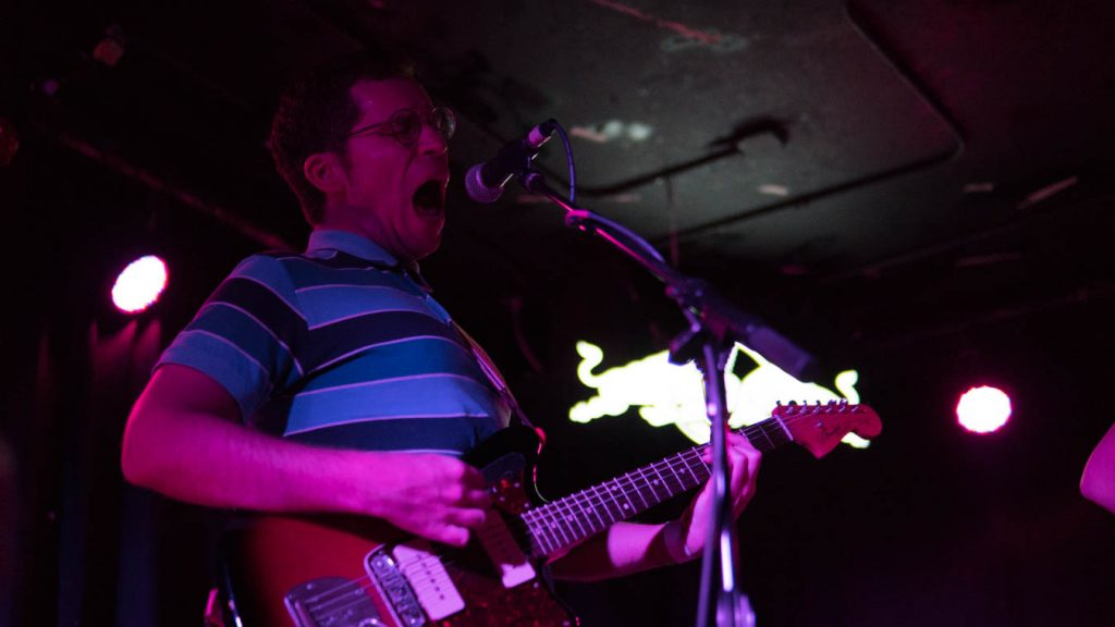 Parquet Courts at Empty Bottle