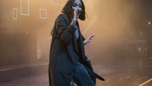 Kehlani. Red Bull Sound Select 2017 Chicago, Il. Photo by Kevin Baker