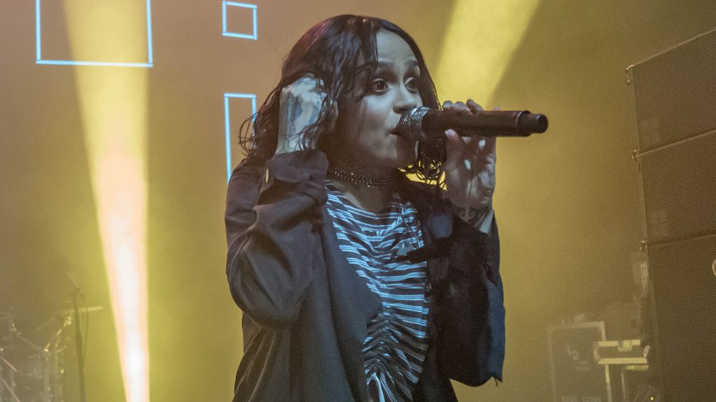 Kehlani. Red Bull Sound Select 2017 Chicago Il. Photo by Kevin Baker 4 1024x576 Photos: Kehlani, Kodie Shane and Blaise Moore 30 Days in Chicago