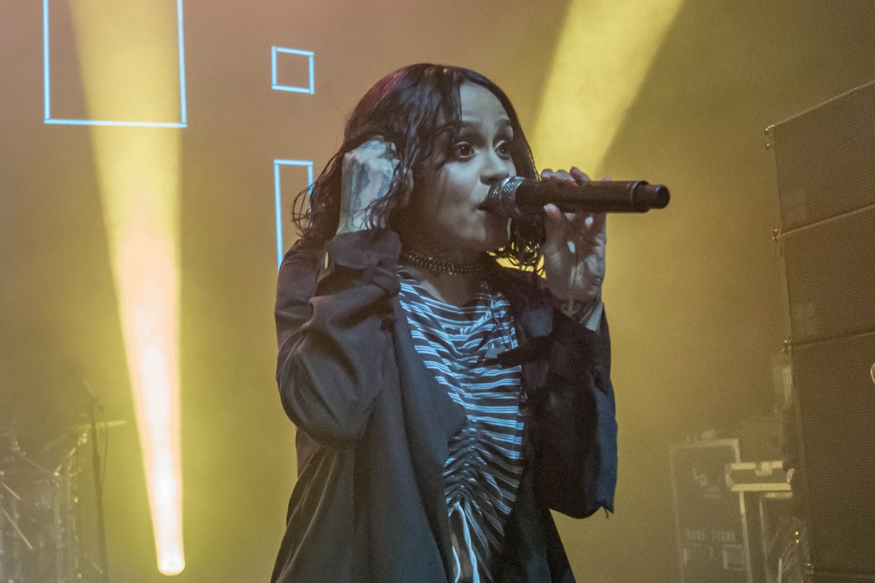 Kehlani. Red Bull Sound Select 2017 Chicago Il. Photo by Kevin Baker 4 1230x820 Photos: Kehlani, Kodie Shane and Blaise Moore 30 Days in Chicago