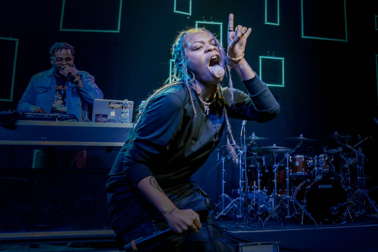 Kodie Shane. Red Bull Sound Select 2017 Chicago Il. Photo by Kevin Baker 18 1230x820 Photos: Kehlani, Kodie Shane and Blaise Moore 30 Days in Chicago