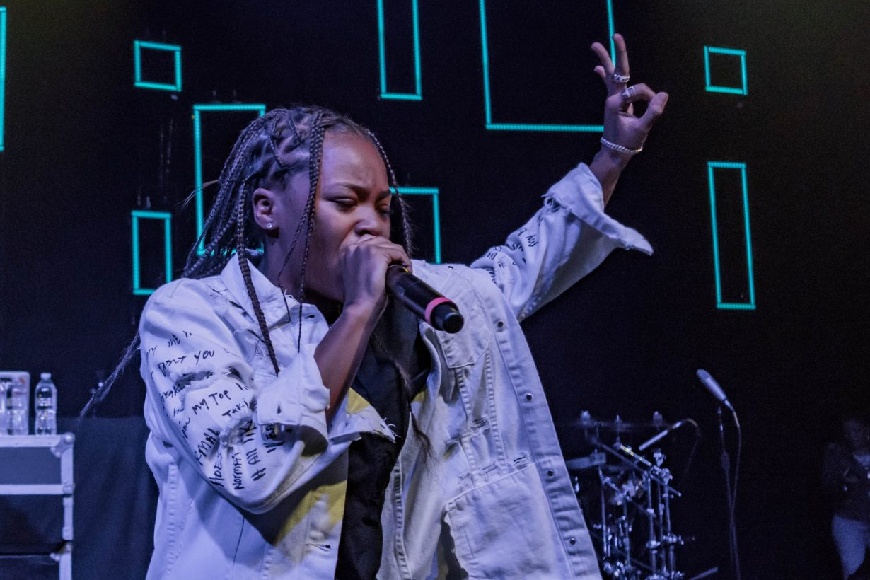 Kodie Shane. Red Bull Sound Select 2017 Chicago Il. Photo by Kevin Baker 4 1230x820 Photos: Kehlani, Kodie Shane and Blaise Moore 30 Days in Chicago