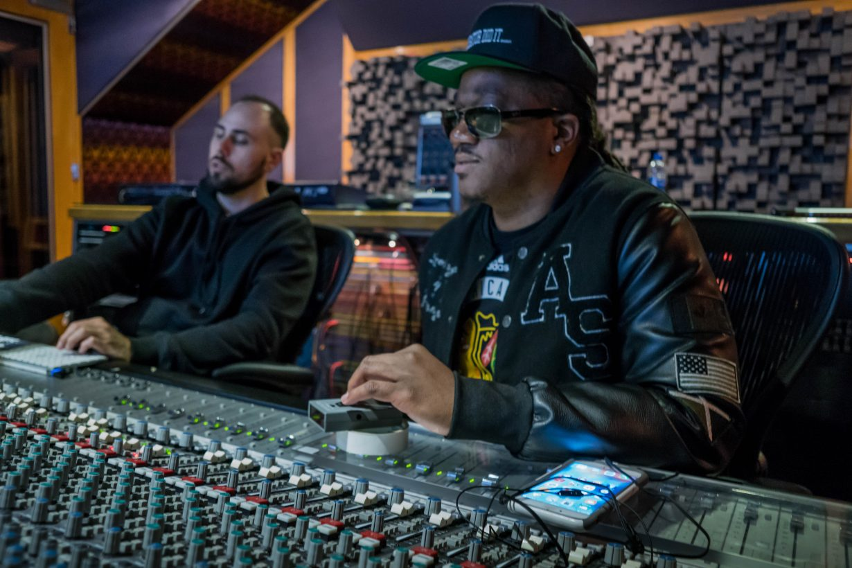 Rob Jones The Creator. Pressure Point Studios 2017 Chicago Il. Photo by Kevin Baker 8 1230x820 Photos: Chicago Music Photo Gallery of 2017 Take a Look Through Our Lens