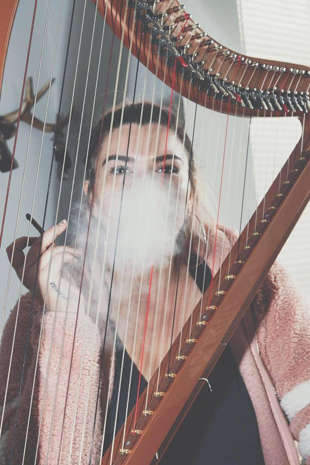 Yomi Yomi The Harpist Releases Four Song EP Goodbye Autumn