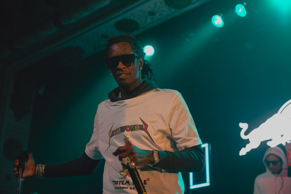 YoungThug Metro JFRANK 12 1230x820 Photos: Chicago Music Photo Gallery of 2017 Take a Look Through Our Lens
