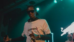 Young Thug. Red Bull Sound Select 30 Days in Chicago. Photo: Jeremy Franklin