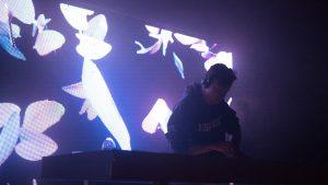 Ekali, Bottom Lounge, November 29, 2017. Photo by Samantha Reyes