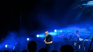 The National, Lyric Opera, Chicago, IL. December 13, 2017. Photo by Samantha Reyes