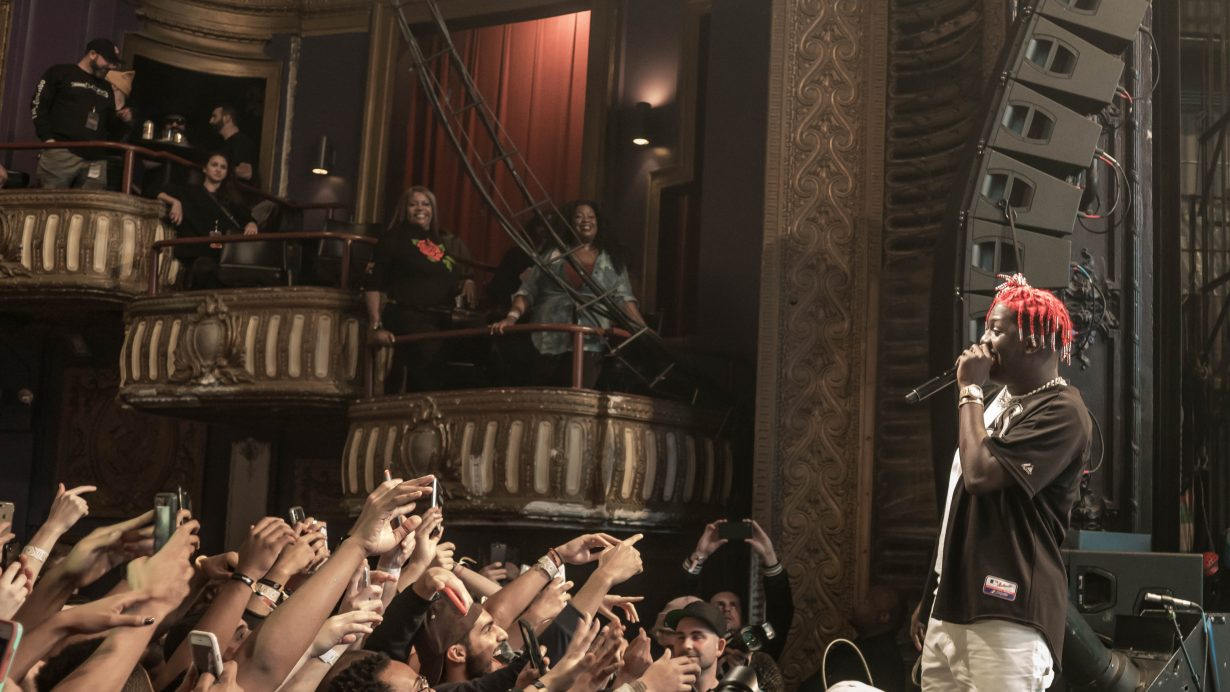 Lil Yachty. Red Bull Sound Select 2017 Chicago Il. Photo by Kevin Baker 9 1230x692 Migos and Lil Yachty Close Out Red Bull 30 Days In Chicago at a Sold Out Riviera Theatre