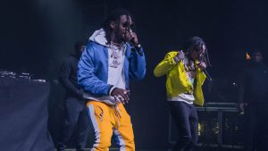Migos. Red Bull Sound Select 2017 Chicago, Il. Photo by Kevin Baker