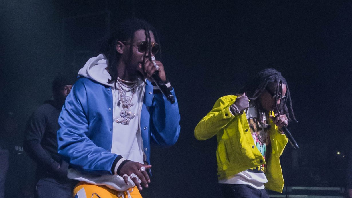 Migos. Red Bull Sound Select 2017 Chicago Il. Photo by Kevin Baker 17 1230x692 Migos and Lil Yachty Close Out Red Bull 30 Days In Chicago at a Sold Out Riviera Theatre