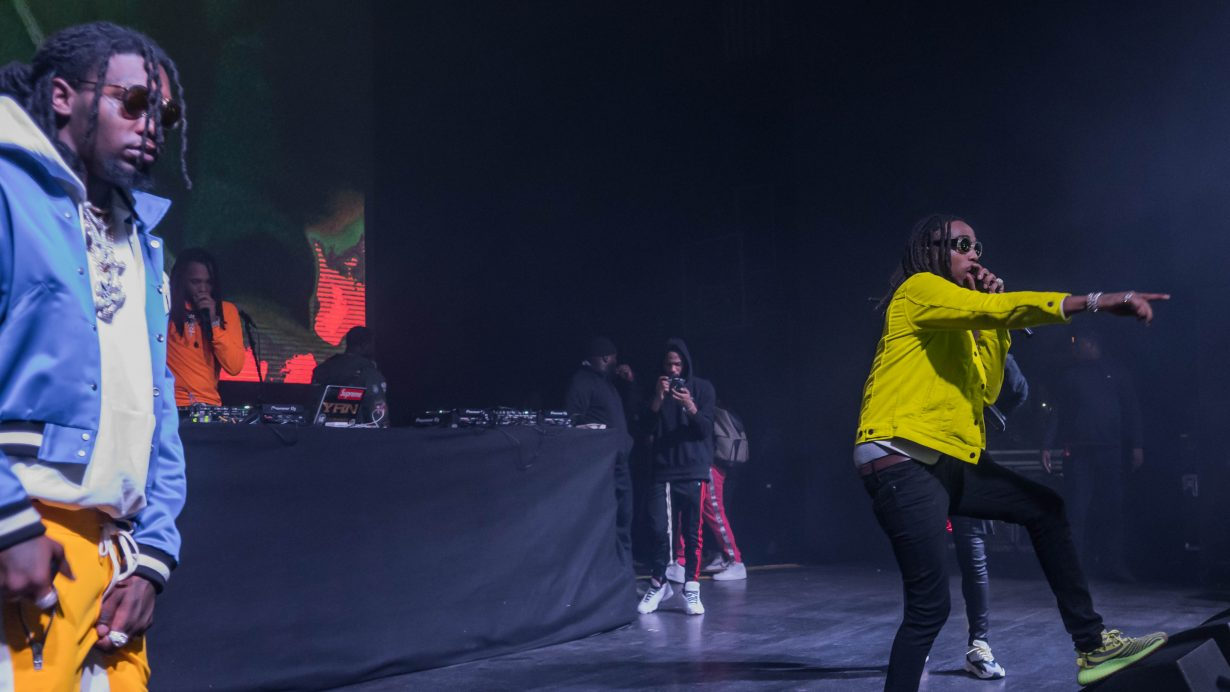 Migos. Red Bull Sound Select 2017 Chicago Il. Photo by Kevin Baker 5 1230x692 Migos and Lil Yachty Close Out Red Bull 30 Days In Chicago at a Sold Out Riviera Theatre