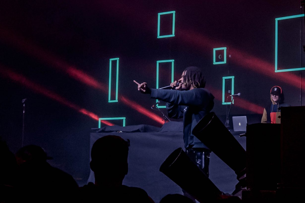 Ro Ransom. Red Bull Sound Select 2017 Chicago Il. Photo by Kevin Baker 1230x820 Migos and Lil Yachty Close Out Red Bull 30 Days In Chicago at a Sold Out Riviera Theatre