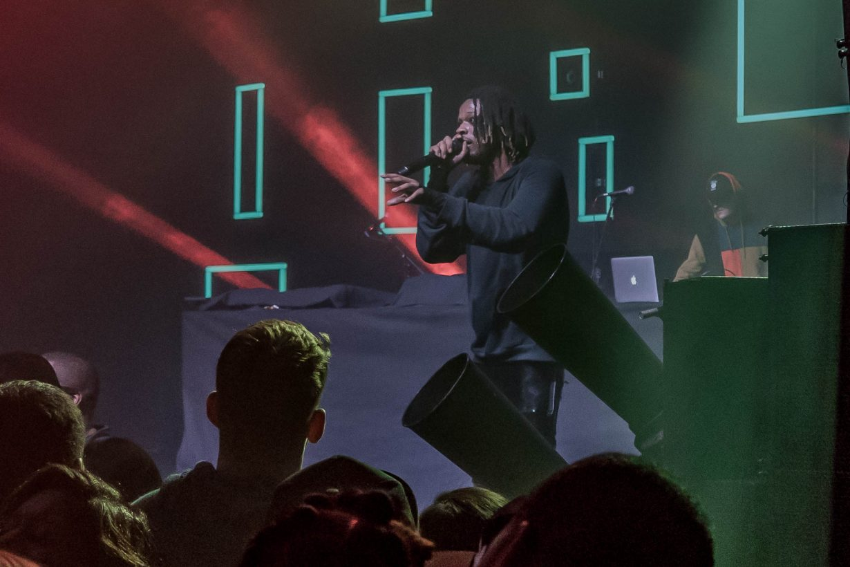 Ro Ransom. Red Bull Sound Select 2017 Chicago Il. Photo by Kevin Baker 3 1230x820 Migos and Lil Yachty Close Out Red Bull 30 Days In Chicago at a Sold Out Riviera Theatre