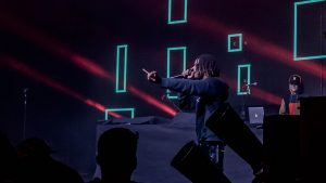 Ro Ransom. Red Bull Sound Select 2017 Chicago, Il. Photo by Kevin Baker
