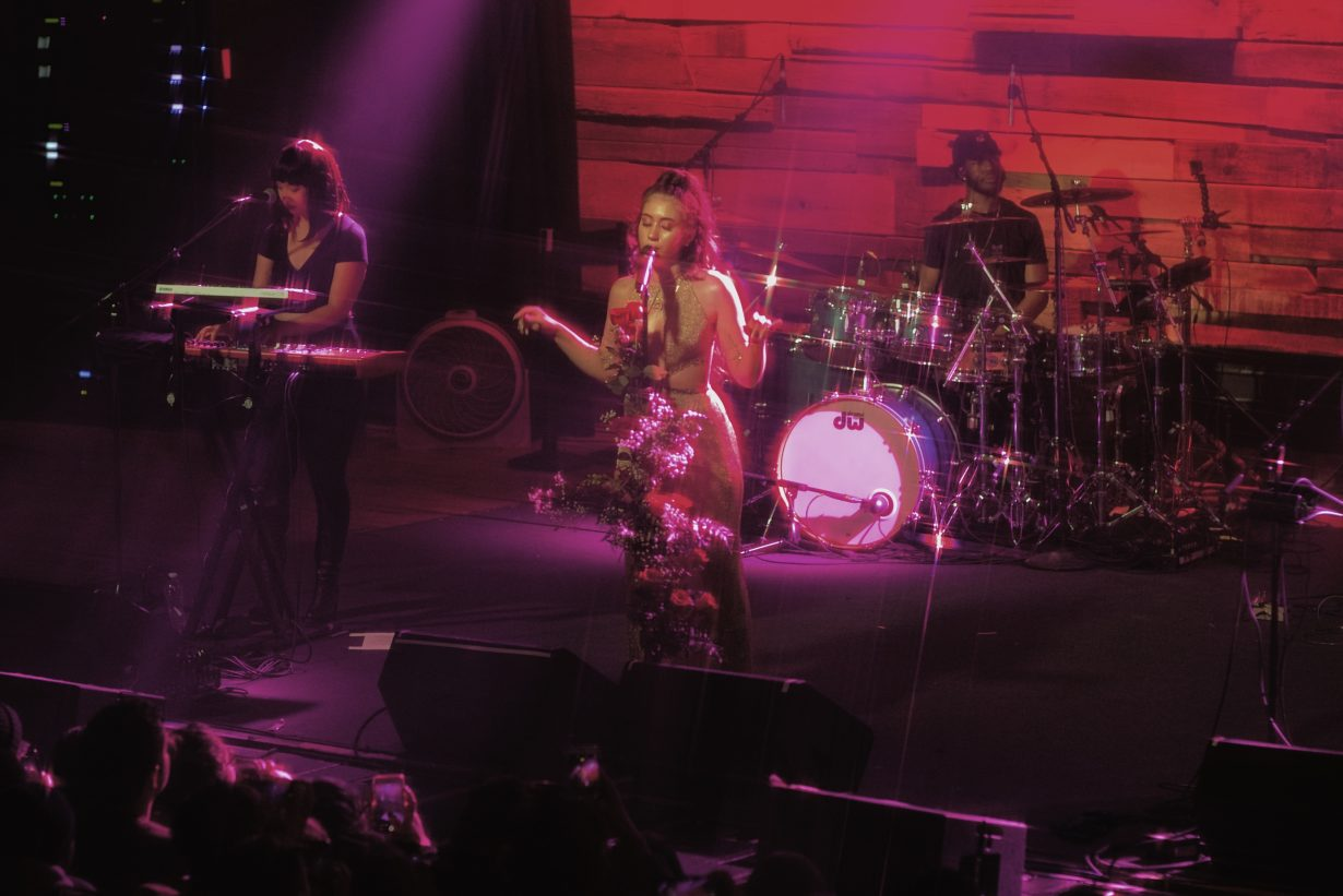 KC3 1230x821 Kali Uchis Brought the Storm to Concord Music Hall