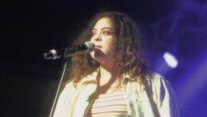 Kaina Castillo, Concord Music Hall, Chicago, IL. January 13, 2018. Photo by Brandon Jones