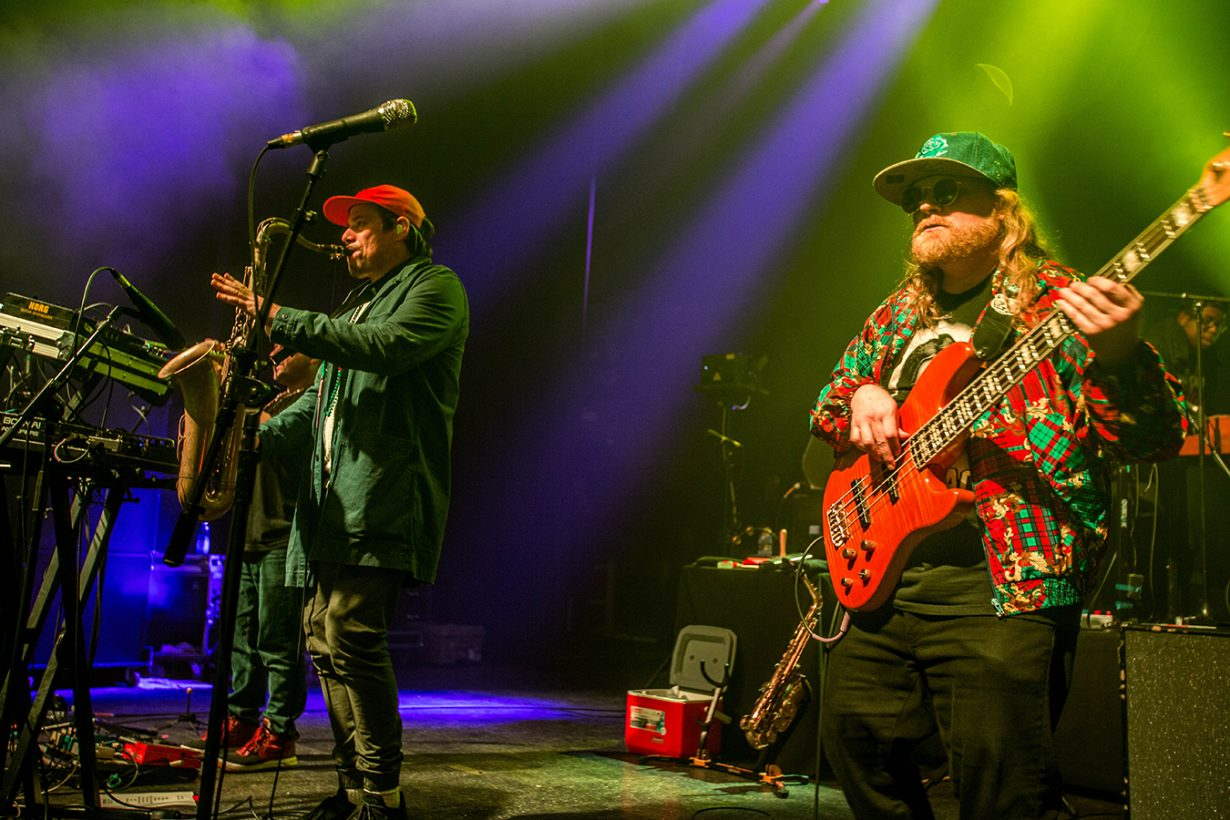 4I0A3168 1230x820 Lettuce and Galactic brought the funk to the Riviera Theatre