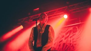 Yung Lean at Concord Music Hall. Photo Luis Quezada