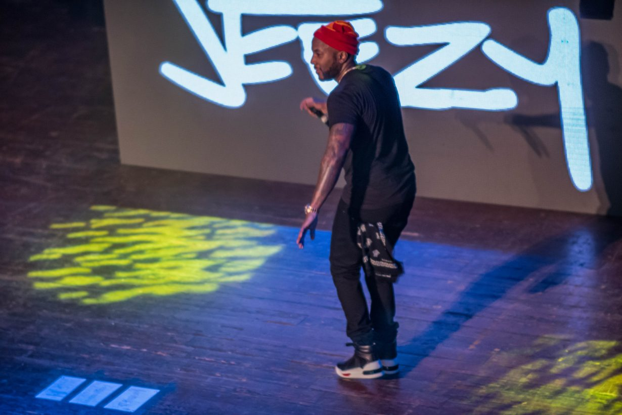 Jeezy. Photo by Kevin Baker. HOB Chicago. 1 44 1230x820 Photos: Jeezy The Cold Summer Tour at the House of Blues Chicago