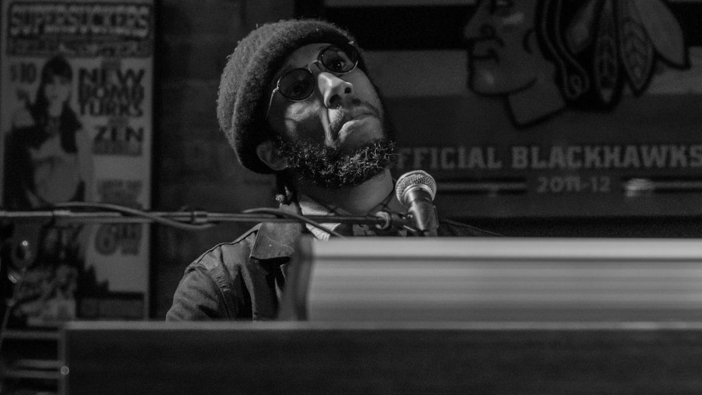 Cory Henry March 2018. Photo by Kevin Baker. Chicago Il 1 16 1024x576 Cory Henry Pop Up Show at Reggies with Sharay Reed and Calvin Rodgers