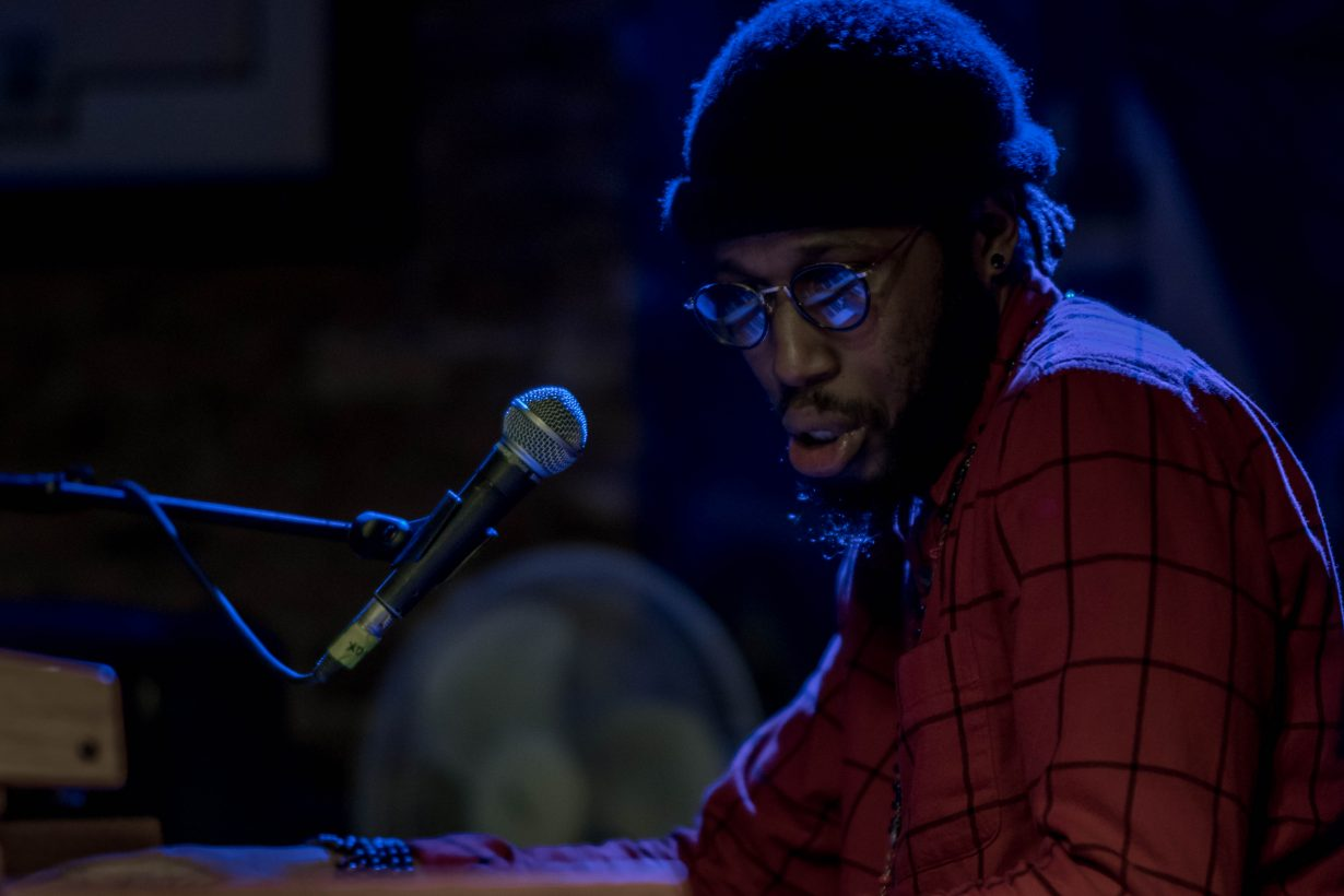 Cory Henry March 2018. Photo by Kevin Baker. Chicago Il 1 2 1230x820 Cory Henry Pop Up Show at Reggies with Sharay Reed and Calvin Rodgers