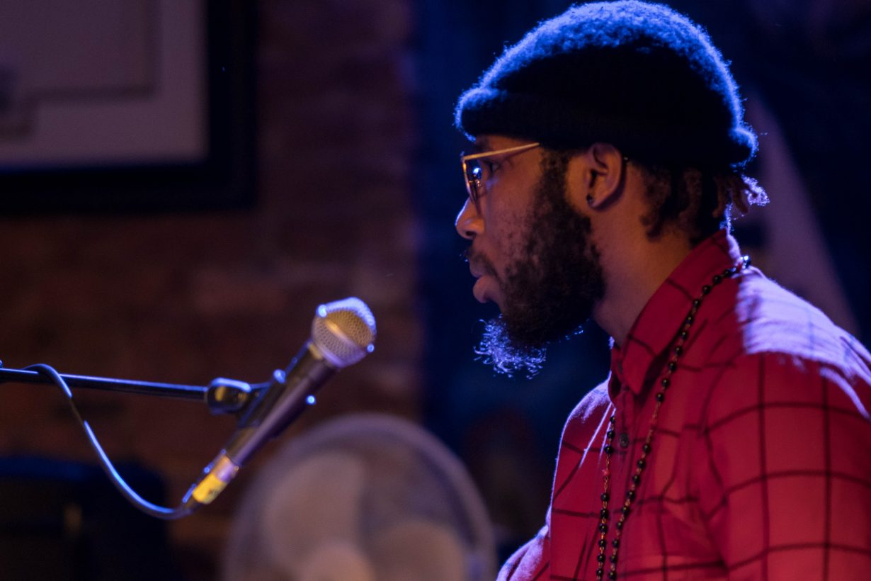 Cory Henry March 2018. Photo by Kevin Baker. Chicago Il 1 20 1230x820 Cory Henry Pop Up Show at Reggies with Sharay Reed and Calvin Rodgers