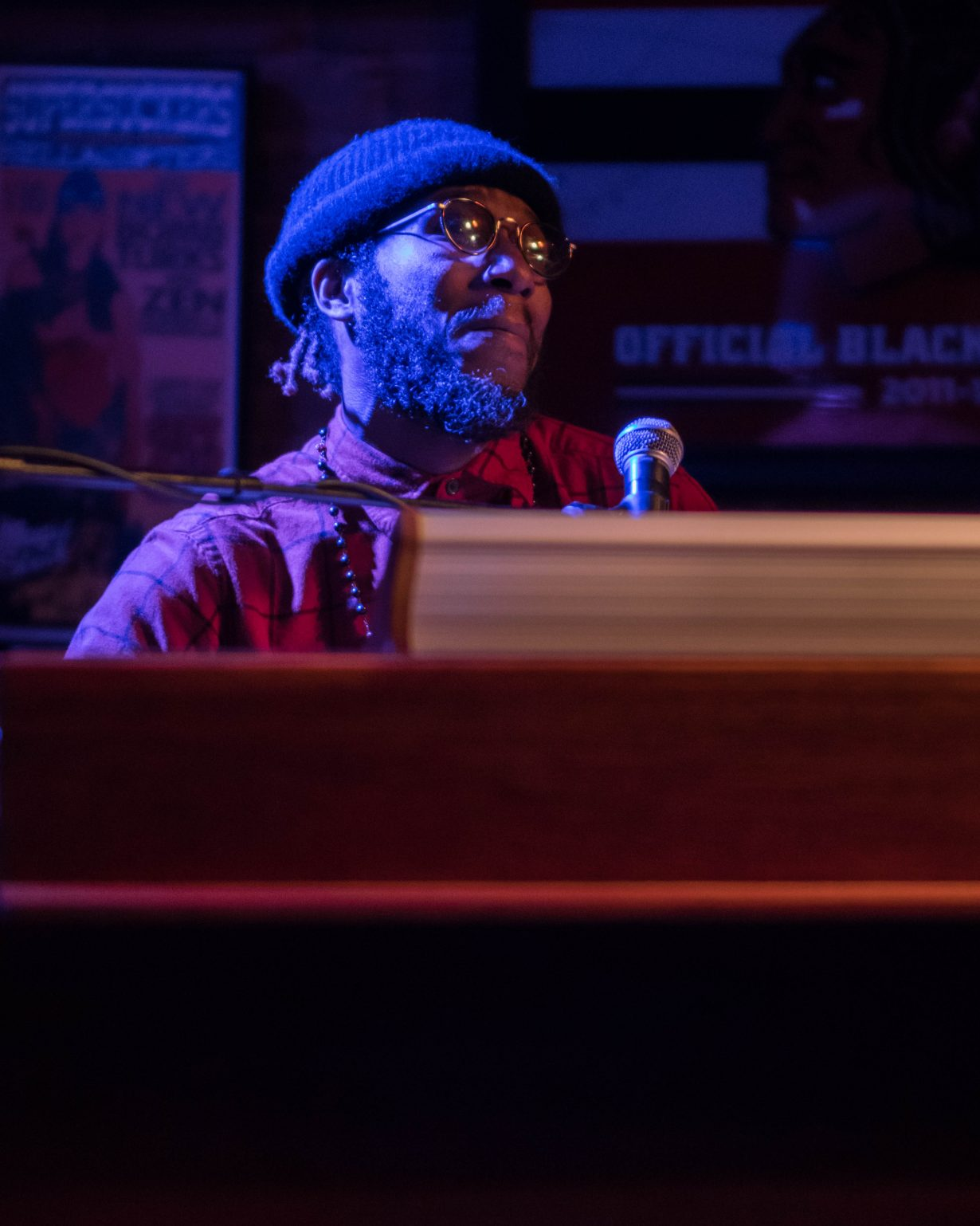 Cory Henry March 2018. Photo by Kevin Baker. Chicago Il 1 21 1 1230x1538 Cory Henry Pop Up Show at Reggies with Sharay Reed and Calvin Rodgers