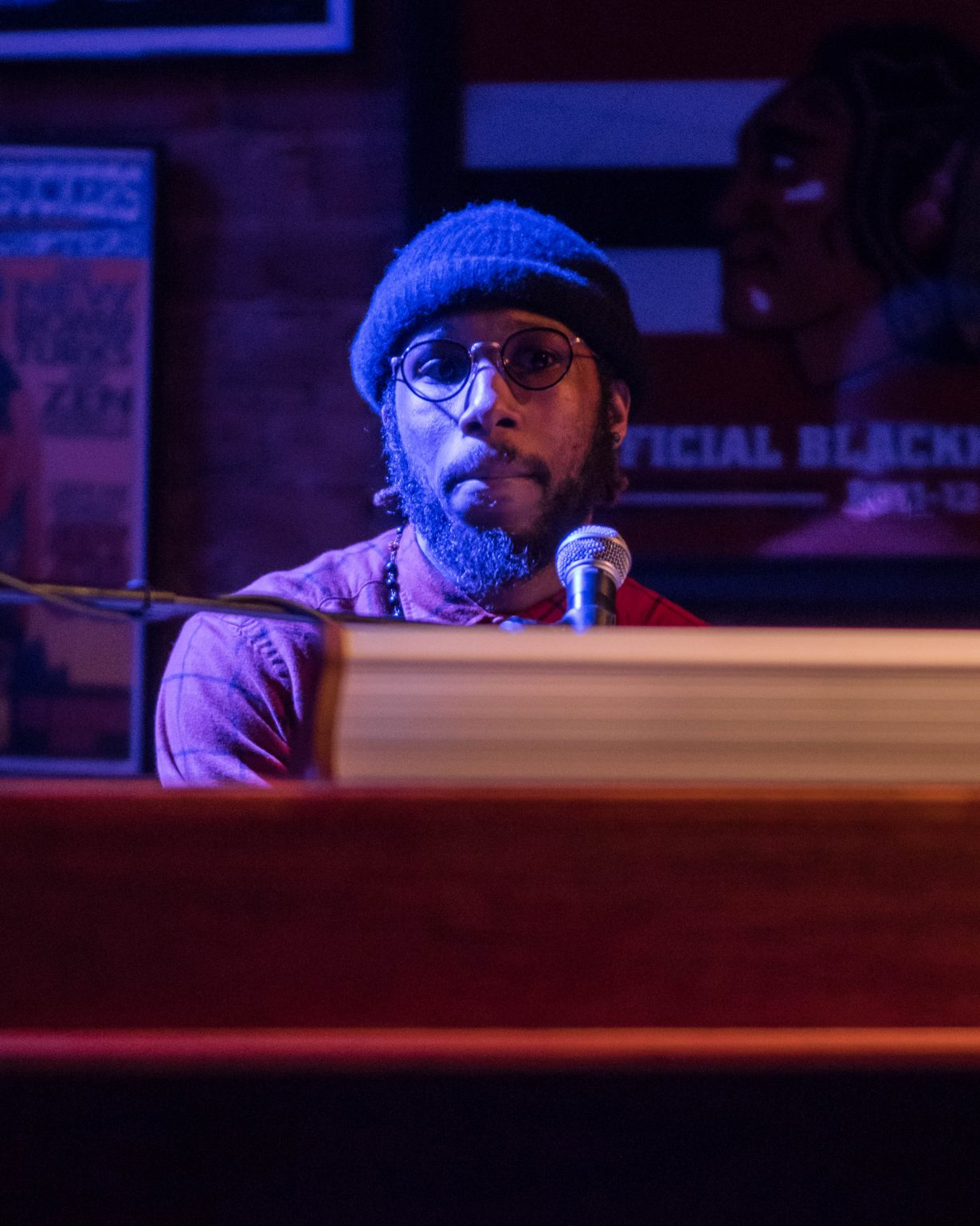 Cory Henry March 2018. Photo by Kevin Baker. Chicago Il 1 22 1 1230x1538 Cory Henry Pop Up Show at Reggies with Sharay Reed and Calvin Rodgers