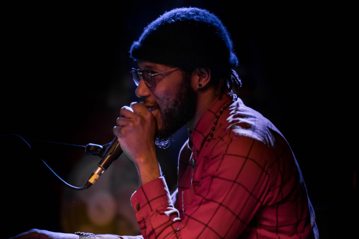 Cory Henry March 2018. Photo by Kevin Baker. Chicago Il 1 3 1230x820 Cory Henry Pop Up Show at Reggies with Sharay Reed and Calvin Rodgers